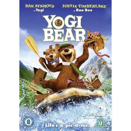 Yogi Bear DVD [2011]