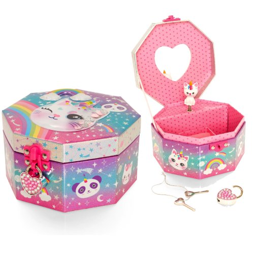 Style Girlz Caticorn Jewellery Box
