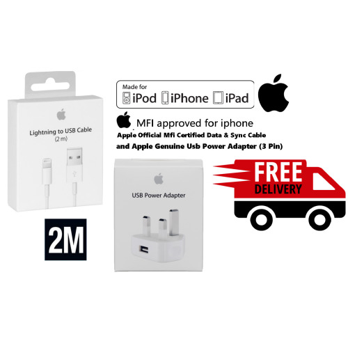 Apple Lightning Cable(2m)