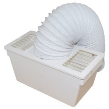 White Knight WK44AW Tumble Dryer Condenser Vent Kit Box With Hose