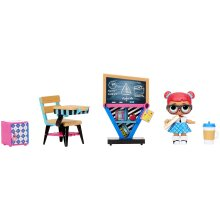 L.O.L. Surprise! Collectable Dolls for Girls - With 10 Surprises & Accessories - Teacher's Pet - Furniture Series 3