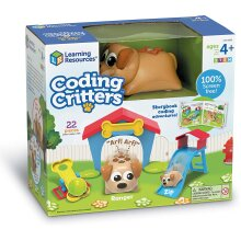 Learning Resources LER3080 Coding Critters: Ranger & Zip
