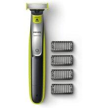 OneBlade Shaver with 4 Stubble Combs