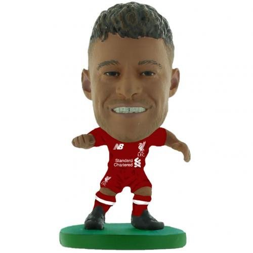 Liverpool F.C. SoccerStarz Figure Alex Oxlade-Chamberlain