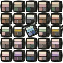 Avon True Colour / Perfect Wear Eye Shadow Quad -  8 Colours