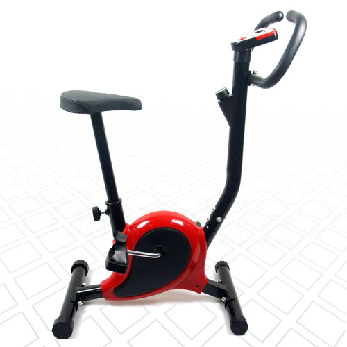 Exercise Bike  Indoor Cycling Bicycle  Stationary Bike  Pedal Trainer