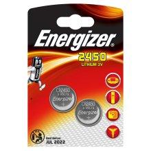 Energizer CR2450 3V Lithium Battery