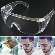 Goggles Eye Glasses Medical Surgical Safe Protective Eyewear