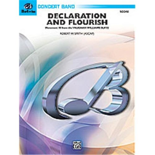 Alfred 00-29605 DECLARATION AND FLOURISH-BCB3