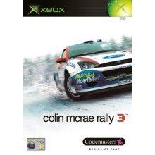 Colin McRae Rally 3 (Xbox) - Used