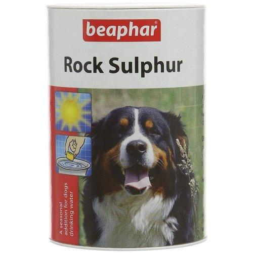 Beaphar Rock Sulphur Dog Supplement