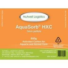 AquaSorb HXC Activated Carbon 3mm Pellets, 600g