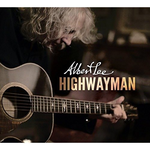 Lee Albert - Highwayman [CD]