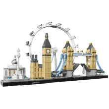LEGO Architecture London 21034 Model Set