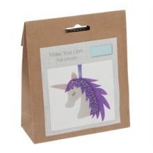 Felt Decoration Kit: Unicorn