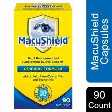 MacuShield Original Formula Capsules, 90 Capsules