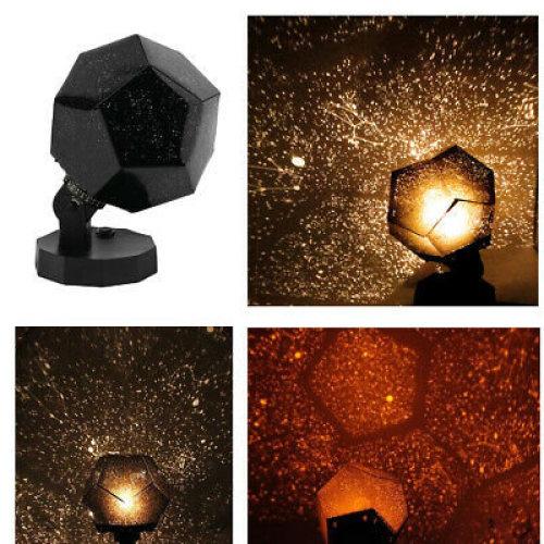Cosmos Lamp Celestial Star Galaxy Light Constellation Starry Sky Projector UK