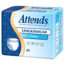 Attends AP0740100 Underwear Extra Absorbency, HHC-Xtra Large - 100 per Case