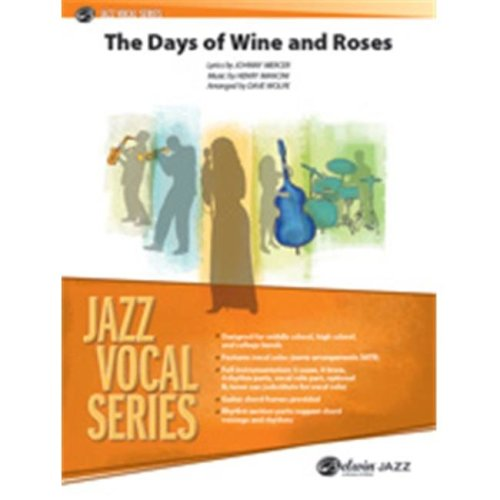 Alfred 00-41135 DAYS OF WINE AND ROSES, THE-JJV