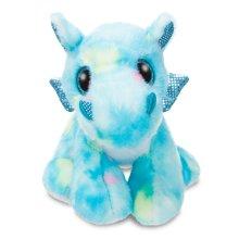 Aurora World 60870 Sparkle Tales Storm Dragon Plush Toy, 7-Inch