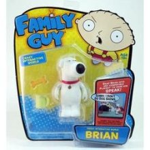 Family Guy - Brian Interactive Collector Figure