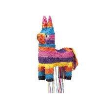 Unique Party Pull Pinata - Burro - Donkey String -  pinata pull donkey string