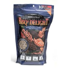 BBQ DELIGHT Sassafras Smoking Pellets