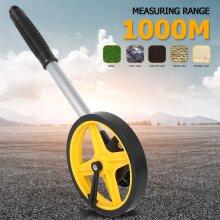 Mini Accurate Distance Measuring Wheel 0~9999.9m Measure Surveyor