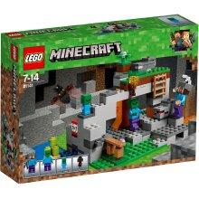 Lego the Zombie Cave Building Block Enjoy Imaginative Play Lego Set