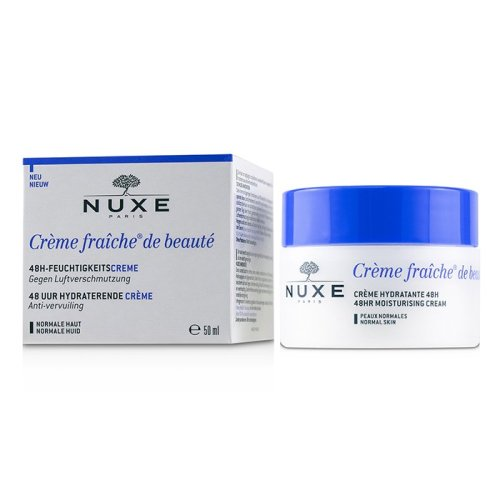 Creme Fraiche De Beaute 48hr Moisturising Cream - For Normal Skin - 50ml/1.7oz