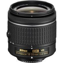 Nikon AF-P DX NIKKOR 18-55mm f/3.5-5.6G VR Lens 20059B