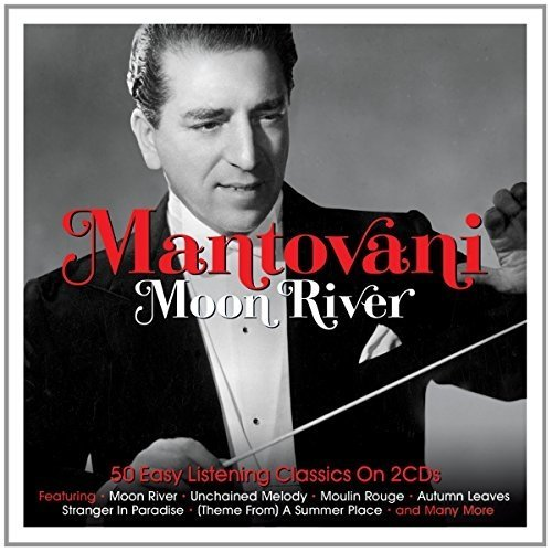 Mantovani - Moon River [double Cd]