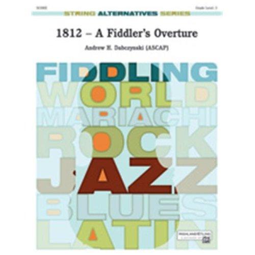 Alfred 00-35999 1812 FIDDLERS OVERTURE-HSA SET4D