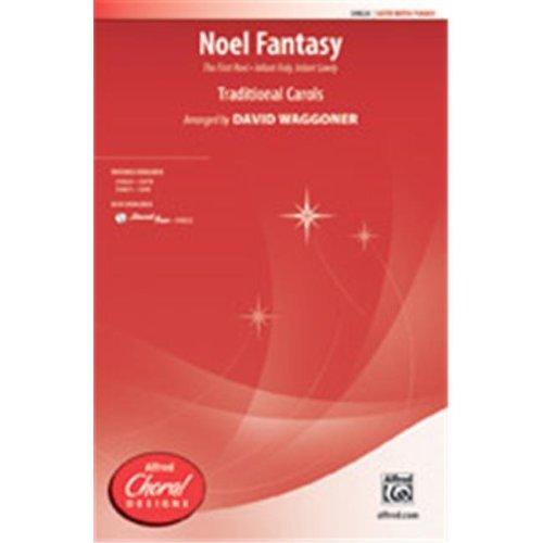 Alfred 00-39822 NOEL FANTASY-STRX CD
