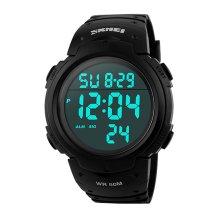 Skmei Extra Large Display Digitial Watch Sports Watch Stopwatch & Alarm 1068