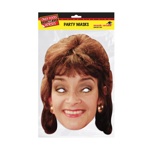 Marlene Only Fools and Horses Official Celebrity Face Mask