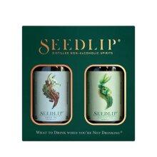 Seedlip Spice 94 Garden 108 Distilled Non-Alcoholic Spirit Duo Set