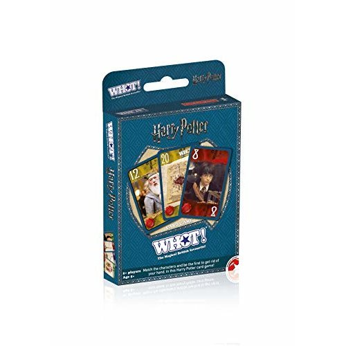 Harry Potter WHOT! Travel Tuckbox Card Game