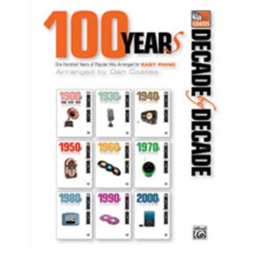 Alfred 00-39251 DECADE BY DECADE:100 YRS POPHIT-EP