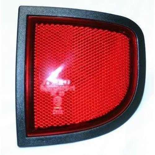 Mitsubishi L200 Mk2 12/2006-> Rear Reflector Drivers Side O/s