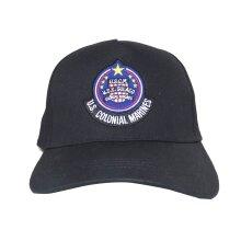 Alien USS Sulaco Badge Baseball Cap