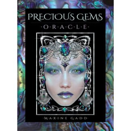 Precious Gems Oracle Cards - Maxine Gadd, Leela J Williams