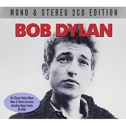 Bob Dylan - Bob Dylan - Mono and Stereo Edition [CD]