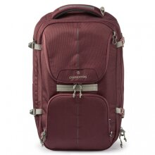 backpack Hybrid Holdall40 litres polyester red