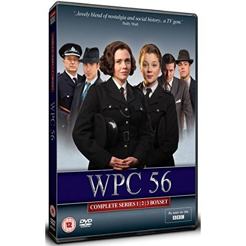 WPC 56 Series 1 to 3 Complete Collection DVD [2015]