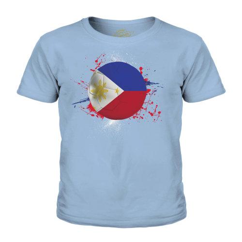 Candymix - Philippines Football - Unisex Kid's T-Shirt