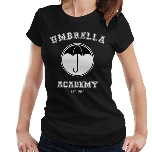Umbrella Academy Varsity Logo Women's T-Shirt