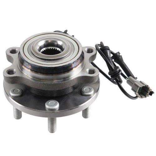 Nissan Navara D40 2005-2015 Front Hub Wheel Bearing Kit Inc Abs Sensor