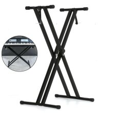 X-Frame Keyboard Double Stands Beam Single Beam Music Electronic Keyb