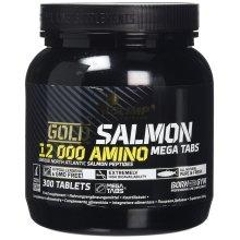 Olimp Gold Salmon 12000 Amino Mega Amino Acids Tablets
